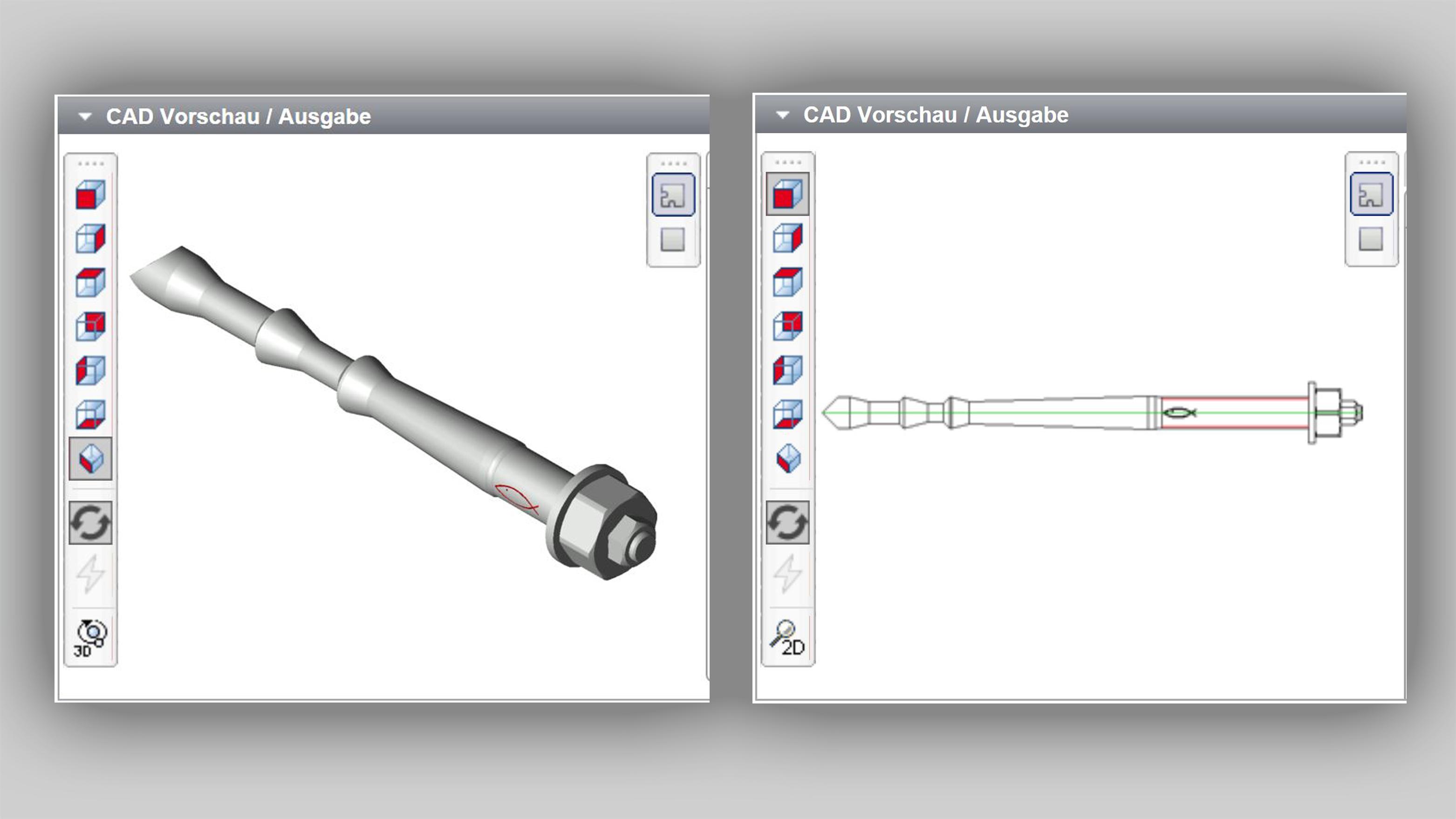 CAD-FIX - Banque de données fischer